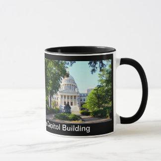 Mississippi State Capitol Building - Jackson