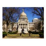 Mississippi State Capitol Building, Jackson Postcards