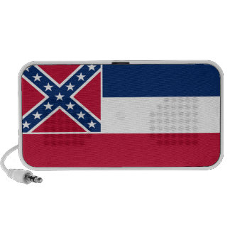 Mississippi State Flag PC Speakers