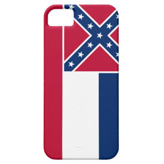 Mississippi State Flag Phone Case iPhone 5 Cases