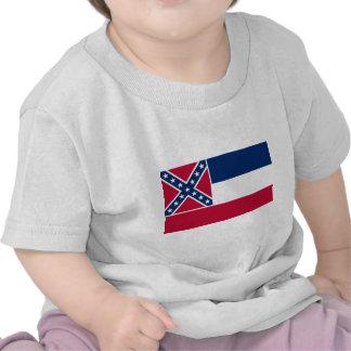 Mississippi State Flag T-shirts