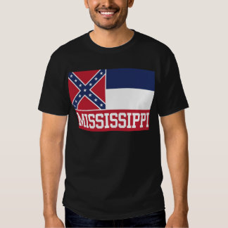 Mississippi State Flag Tshirts