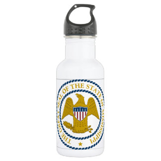 Mississippi State Seal 532 Ml Water Bottle