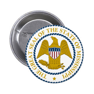 Mississippi State Seal Pins