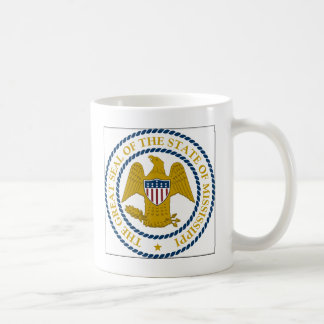 Mississippi State Seal Coffee Mug