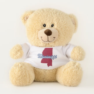Mississippi Teddy Bear