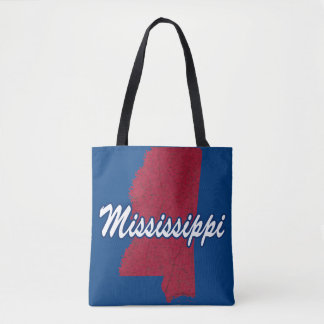 Mississippi Tote Bag