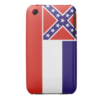 mississippi usa state flag case united america Case-Mate iPhone 3 case