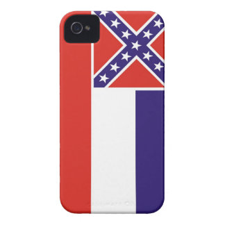 mississippi usa state flag case united america Case-Mate iPhone 4 cases
