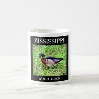 Mississippi Wood Duck Coffee Mug