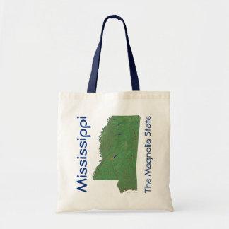 Mississippian Map Bag