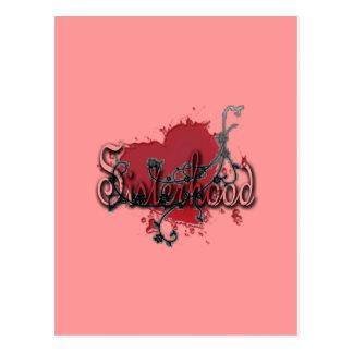 MissMissyLue's Sisterhood Postcard