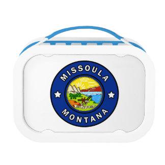 Missoula Montana Lunch Box