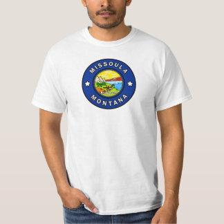 Missoula Montana T-Shirt