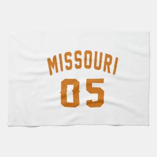 Missouri 05 Birthday Designs Kitchen Towel