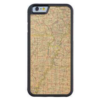 Missouri, Arkansas, Kentucky, Tennessee Maple iPhone 6 Bumper