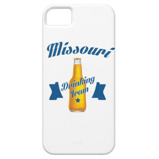 Missouri Drinking team Barely There iPhone 5 Case