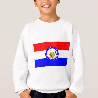 missouri-Flag Sweatshirt