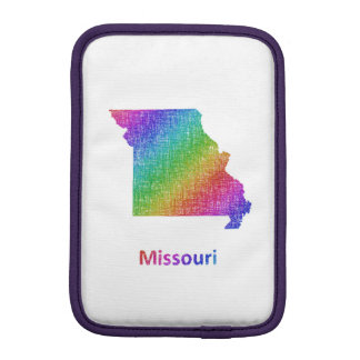 Missouri iPad Mini Sleeve