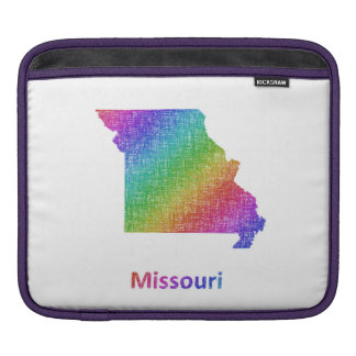 Missouri iPad Sleeve