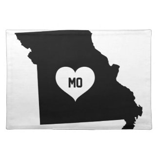 Missouri Love Placemat