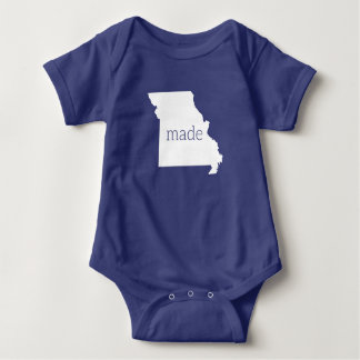 Missouri Made Baby Bodysuit