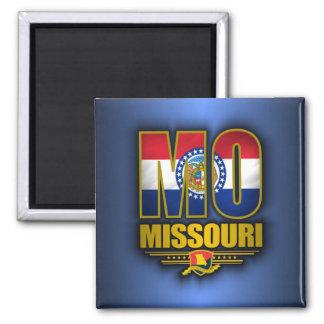 Missouri (MO) Square Magnet
