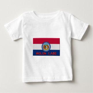Missouri Molon Labe Baby T-Shirt