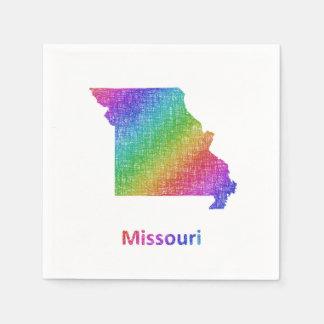 Missouri Paper Serviettes