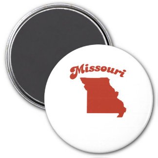MISSOURI Red State Magnets