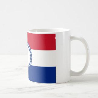 missouri republic flag united state america region coffee mugs