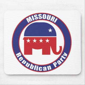 Missouri Republican Party Mouse Pads