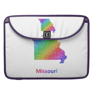 Missouri Sleeve For MacBook Pro