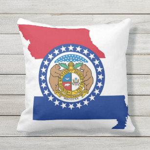 Missouri Cushions Decorative Throw Cushions Zazzle Au