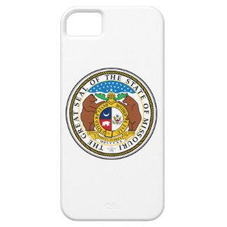 Missouri state seal america republic symbol flag case for the iPhone 5
