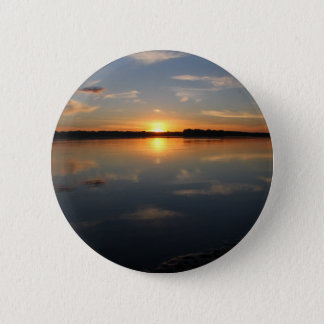 Missouri Sunset 6 Cm Round Badge