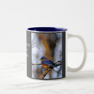 Missouris Eastern Bluebird. Mug