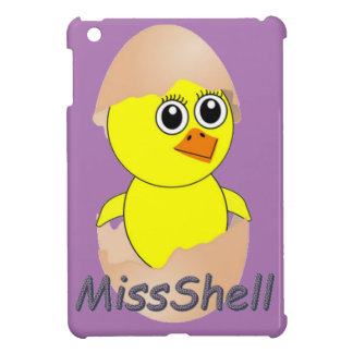 MissShel.png iPad Mini Case