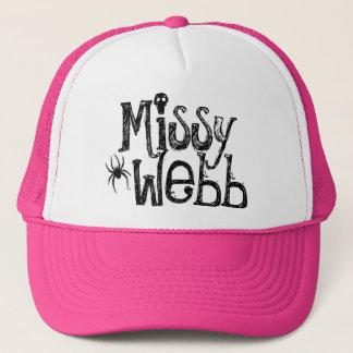 Missy Webb Trucker Hat