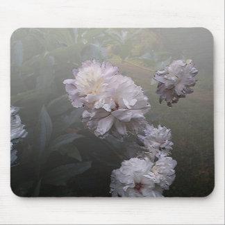 Mist Flowers Mouse Pad