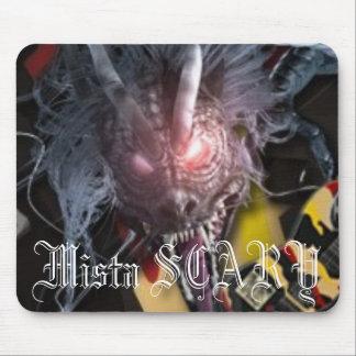 Mista SCARY Dragon Camo Mousepad - Customized