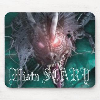 Mista SCARY Dragon Mousepad