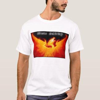 Mista SCARY Fire Dragon Phoenix T-shirt