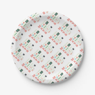 Mistakes Allow Thinking To Happen Math Teacher Paper Plate