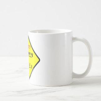 Mistakes Basic White Mug