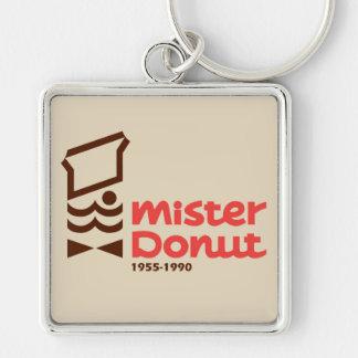 Mister Donut, Mr. Donut USA Key Ring