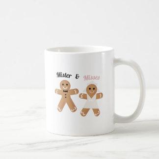Mister & Misses Mugs