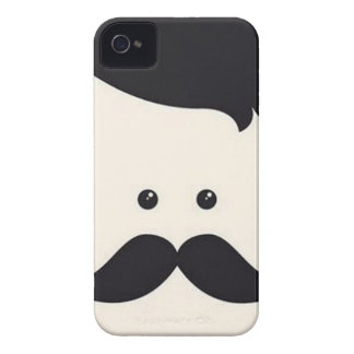 Mister Moustache iPhone 4 Cover