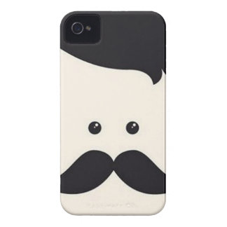 Mister Moustache! iPhone 4 Covers