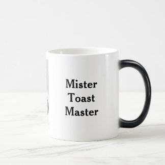 Mister Toast Master Mr. Toastmaster Coffee Mug